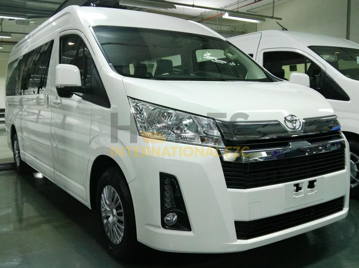 Hiace 3.5L Petrol, 13 seats, Manual, 2020 model