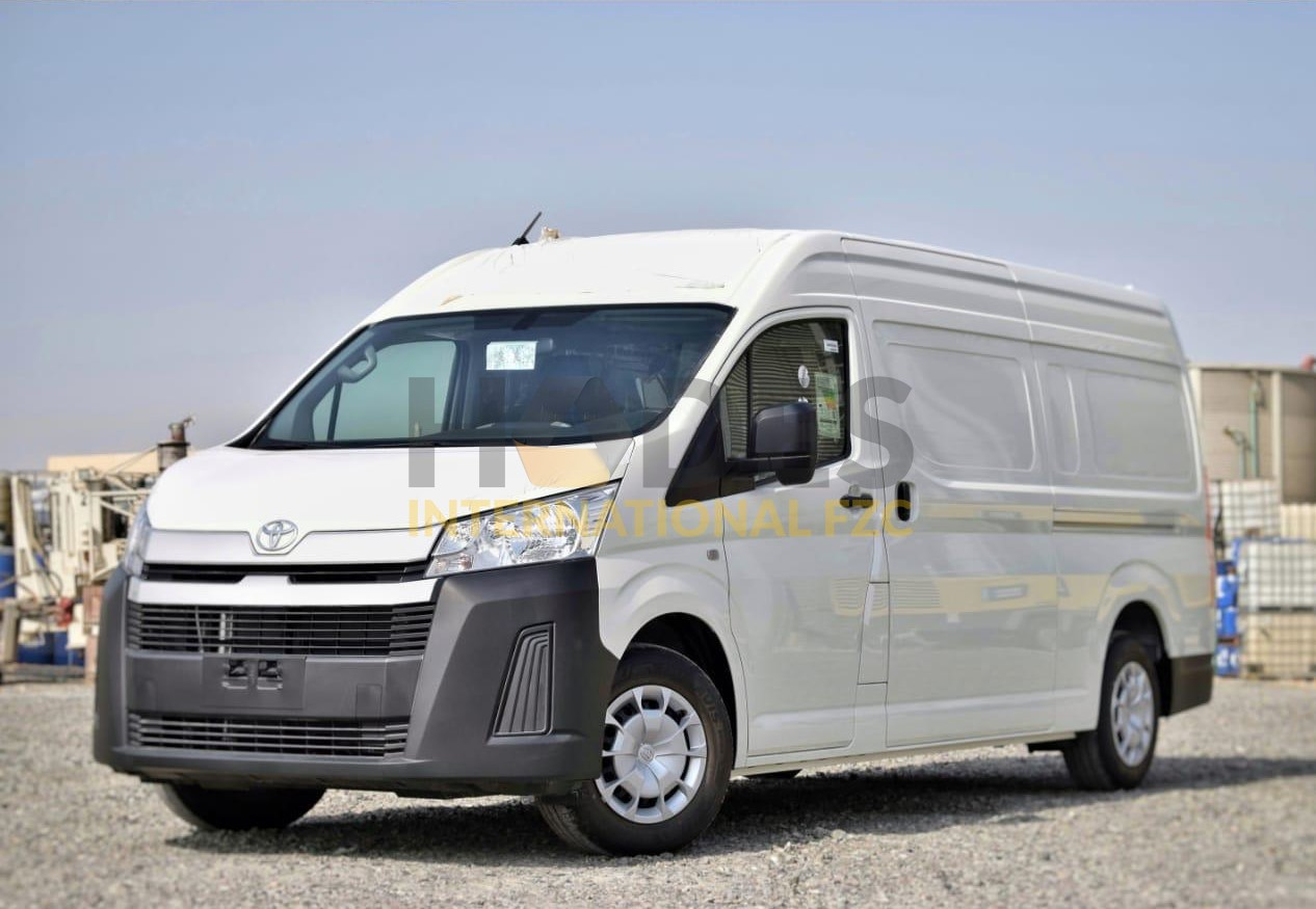 Toyota Hiace 3,5L GL PETROL – HIGH ROOF DELIVERY VAN M/T 2020 model
