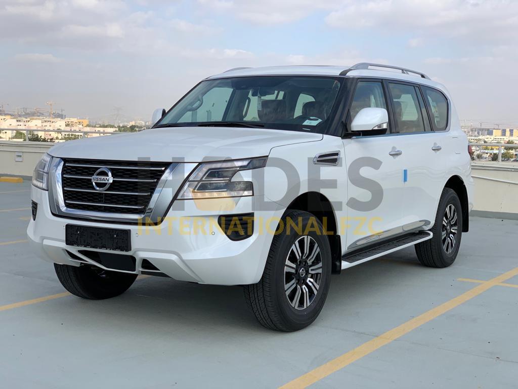 Nissan Patrol 4,0L V6 Platinum SE 2020 model