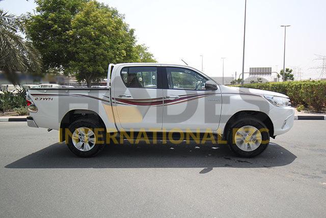 Toyota Hilux 2.7L GLX 4×4 Automatic Petrol 2020 Model