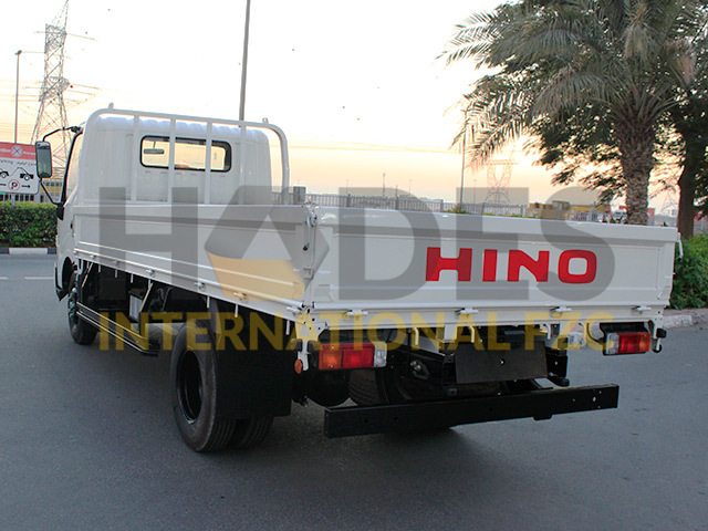 Toyota Hino 300 714, 4.2 Tons Double Cab 4×2, M/T 2020 Model