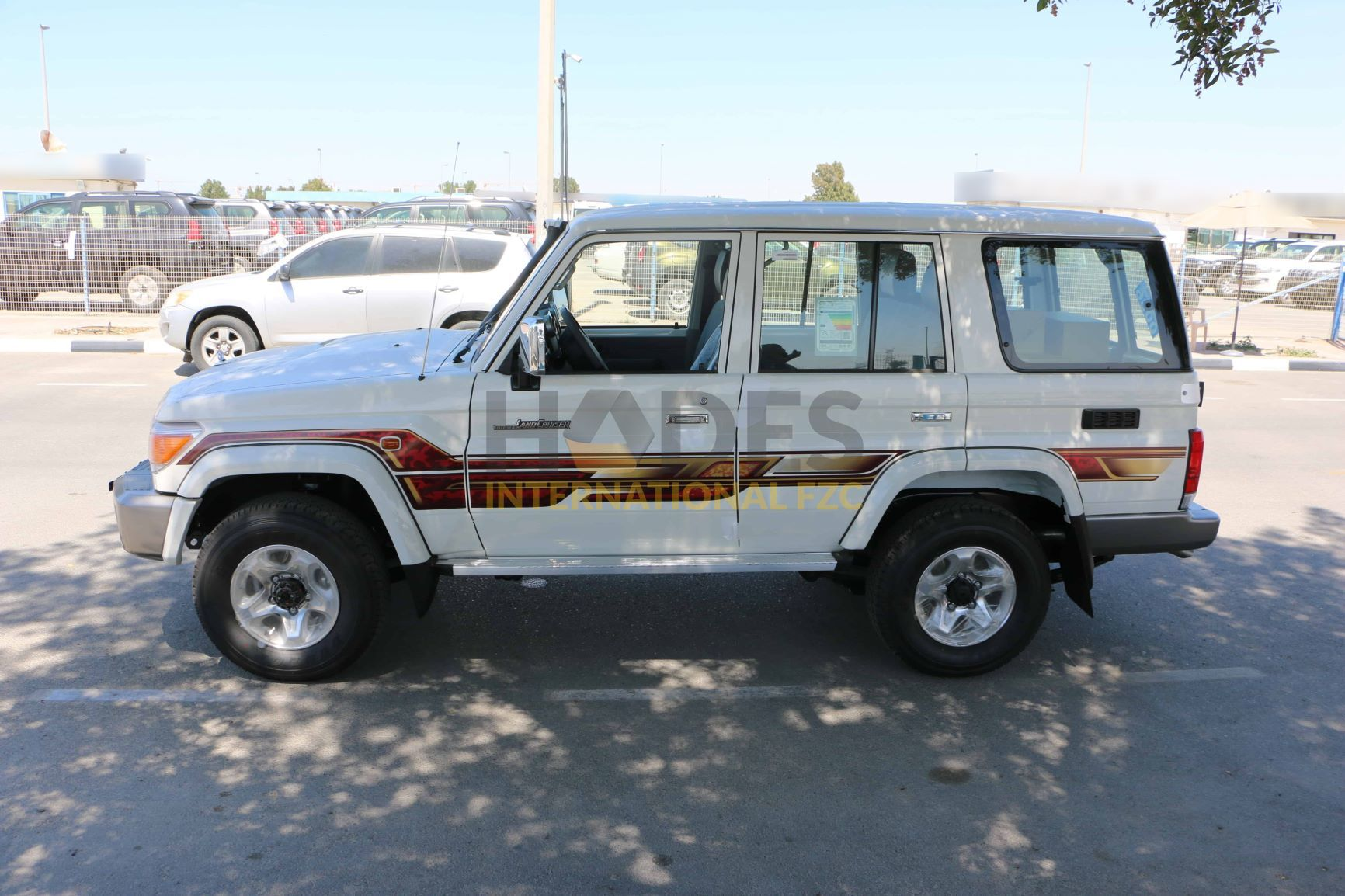 Toyota Land Cruiser 76 4×4 Diesel 4,5L Special Manual 2020