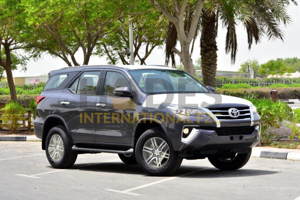 Toyota Fortuner 2.7L EX.R Petrol 4х4 2020