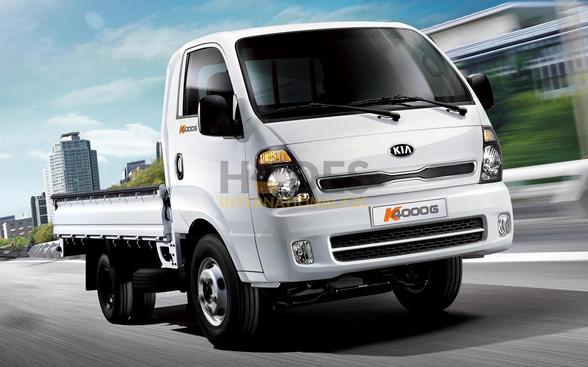 Kia K4000 3.0L 2WD Diesel Truck  2020 model