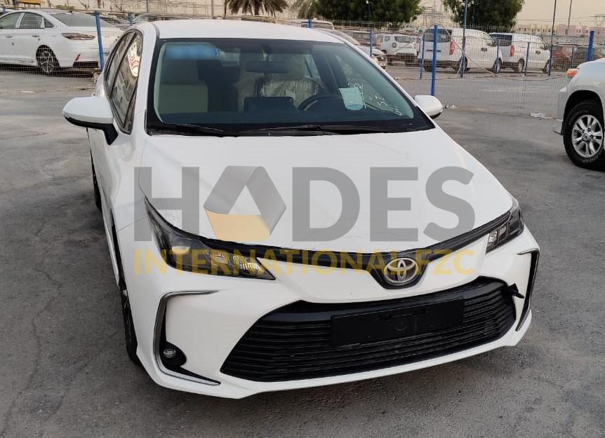Toyota Corolla 1,6 V4 Xli Automatic 2020 model