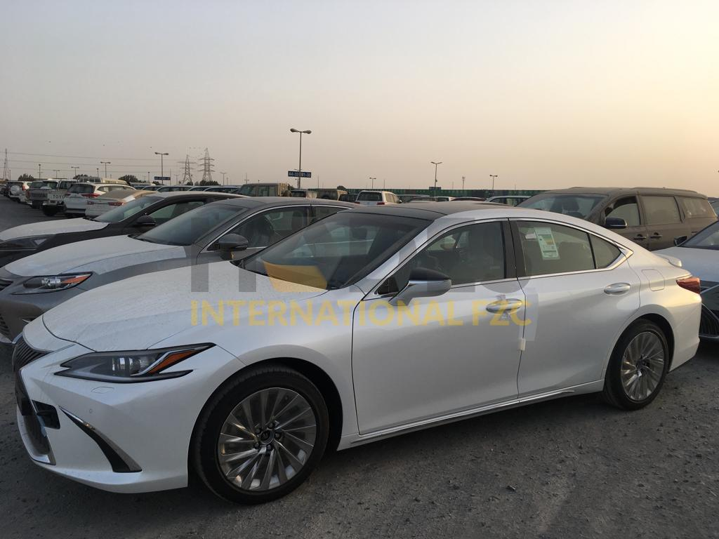 Lexus ES 350 Second Option ELITE 2020 model