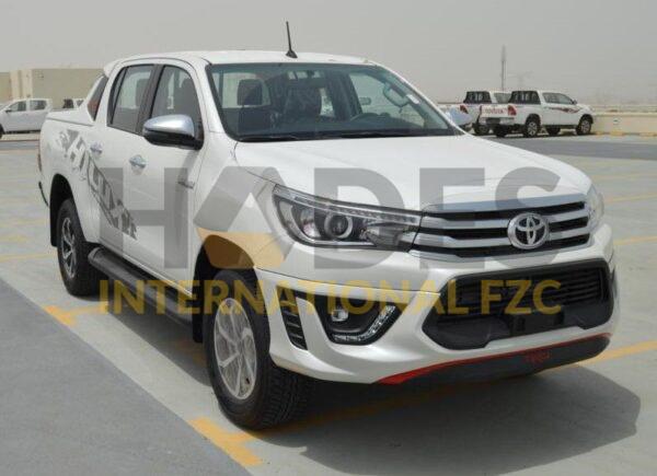 Toyota Hilux 2.7L V4 TRD 4×4, Petrol, Automatic, 2020 Model