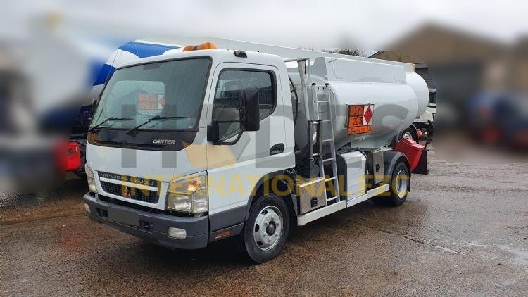 Mitsubishi Canter Fuel Tanker Truck 8,2 ton 2020 Model