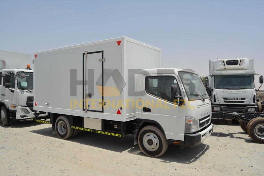 Mitsubishi Canter 4,2 Box Cargo 2020 Model