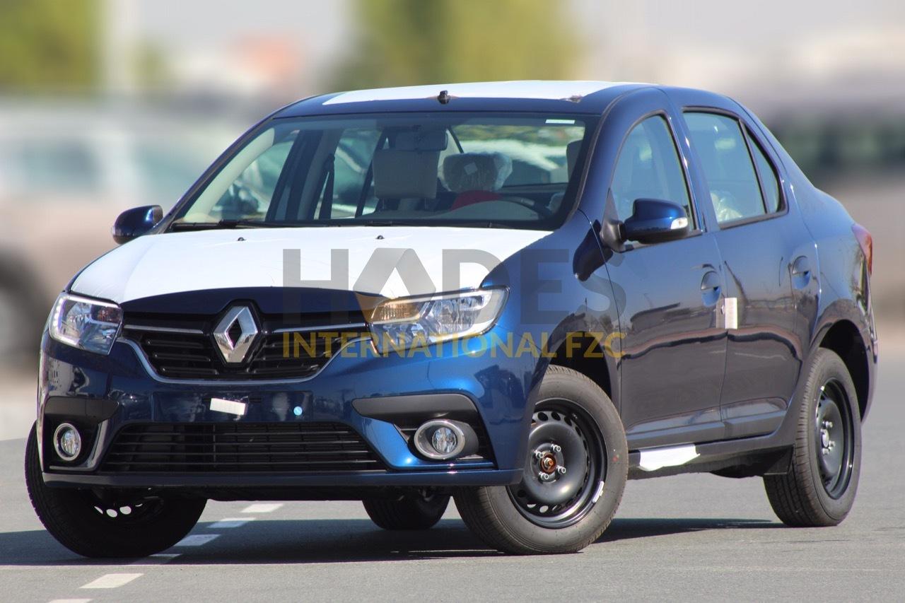 Renault Symbol PE 1.6L Automatic 2020 model