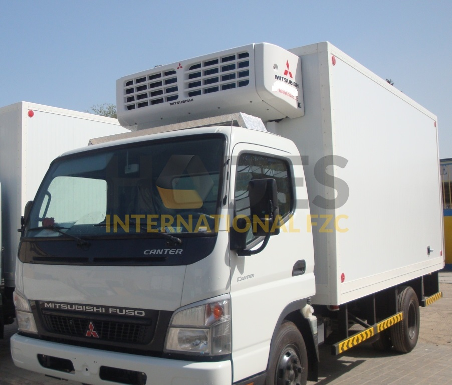 Mitsubishi Canter 4,2 Freezer 0C +5C 2020 model