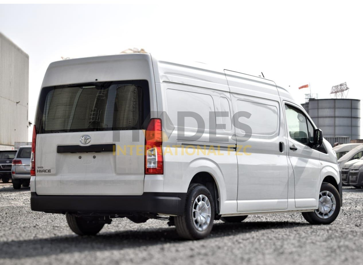 Toyota Hiace 3.5L GL High Roof Panel Van (3-Seater) 2020 Model