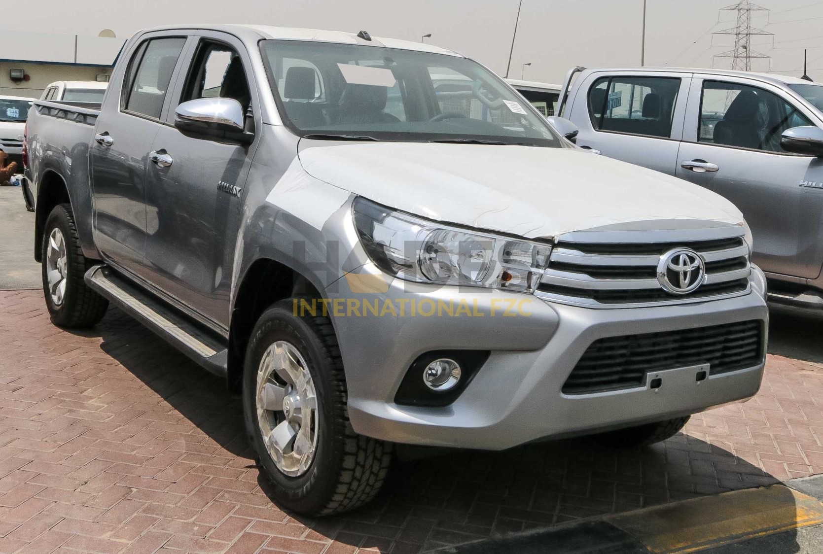 Toyota Hilux 2.4L Diesel, 4×4, Manual 2020 model