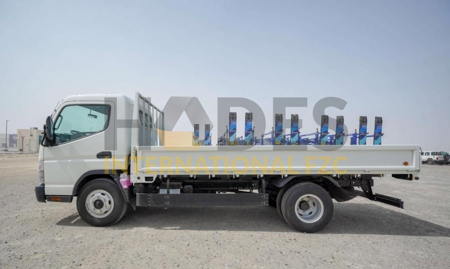 MITSUBISHI CANTER 4.2 T CARGO TRUCK 2020 Model