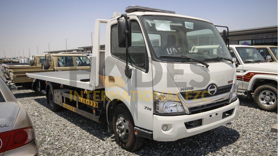 Hino 300 714 Recovery 4,2 ton 2020 Model