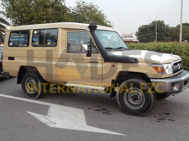 Toyota Landcruiser 4.0L Petrol, Hard Top, MT 2020 Model