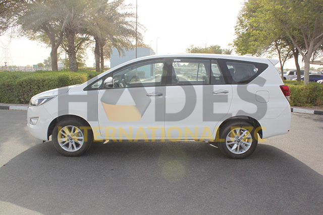 Toyota Innova 2,7L GL Petrol, 8 seater Automatic, 2020 model