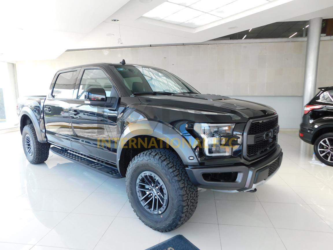 FORD RAPTOR 3.5L V6 4×4, SUPER CREW CAB SUNROOF 2020