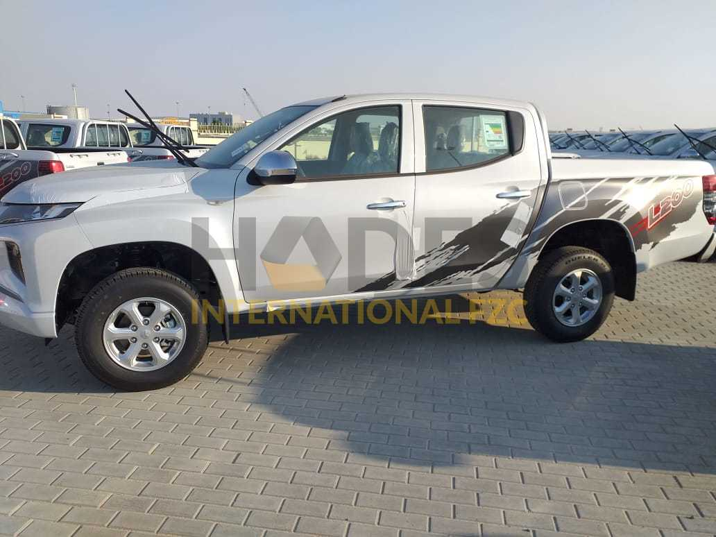 Mitsubishi L200 2.4L Petrol 4×4, Manual, Pick Up 2020 Model