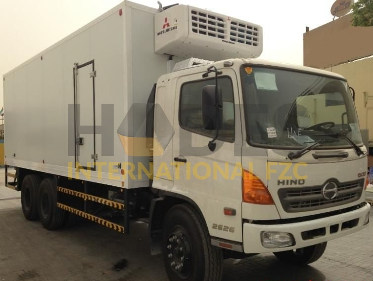 Hino FM500 Freezer Body Truck 10.8 ton 2020 Model