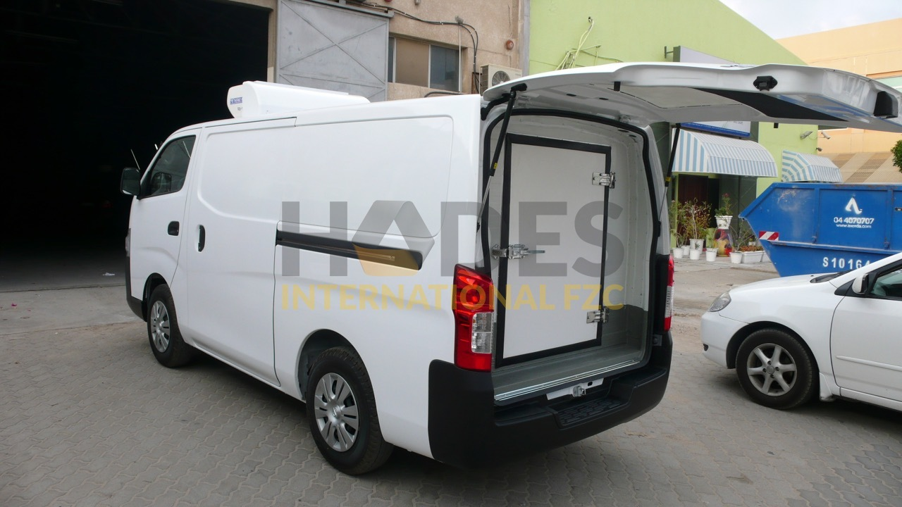 Nissan Urvan NV 350 Panel VAN Freezer 0C +5C 2020 Model