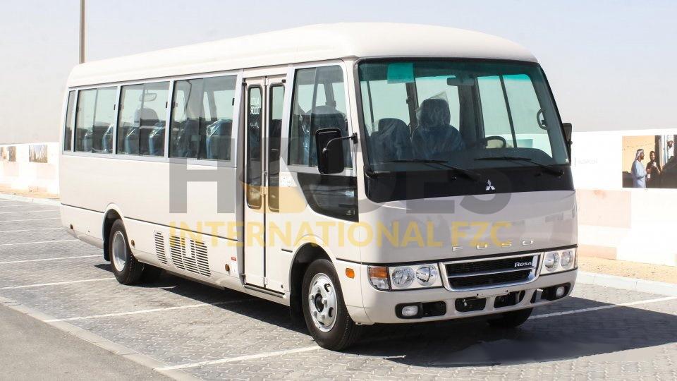 Mitsubishi Rosa 4,9L Diesel, 26 seater, Manual Transmission,  2020 model