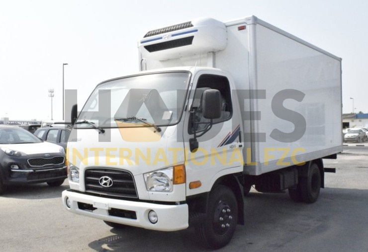 HYUNDAI H65 4.0L V4 (Euro V) with a refrigerator capacity of up to 3-4 tons 2020 model