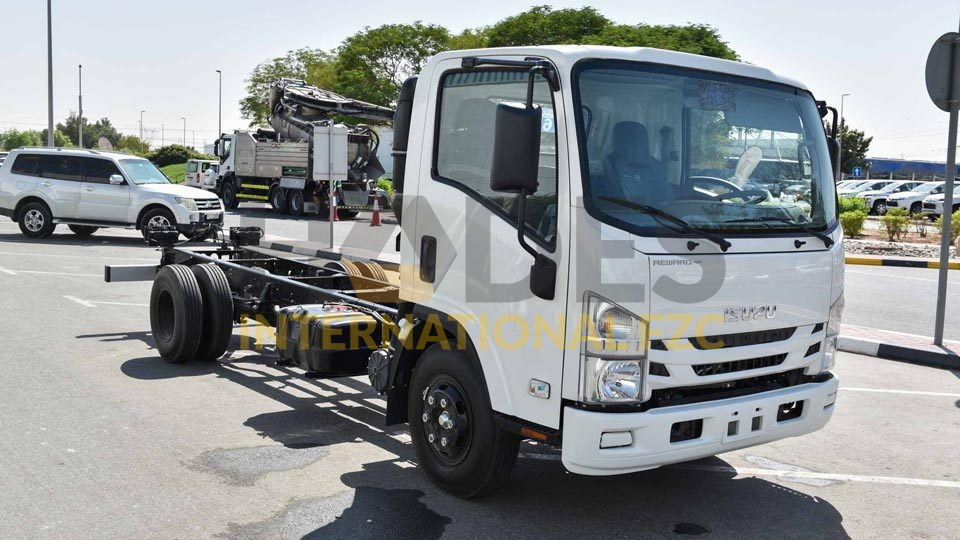 Isuzu NPR 85H – Long Wheel Base Chassis 3.0L Diesel with ABS 2020 Model