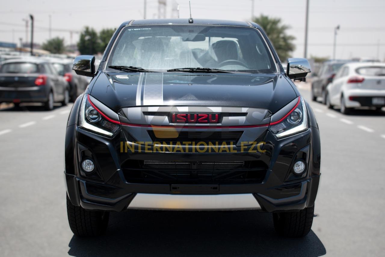 Isuzu D-MAX 3.0L Crew Cab 4WD GT Diesel, Automatic, 2020 model  EURO 5