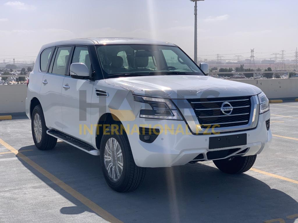 Nissan Patrol 4,0L V6 SE Full option 2020 model