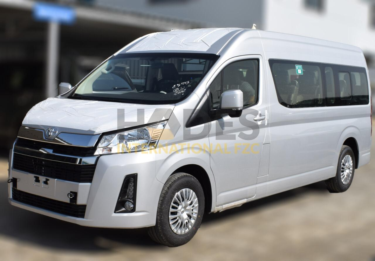 Hiace 3.5L Petrol, 13 seats, Automatic, 2020 model