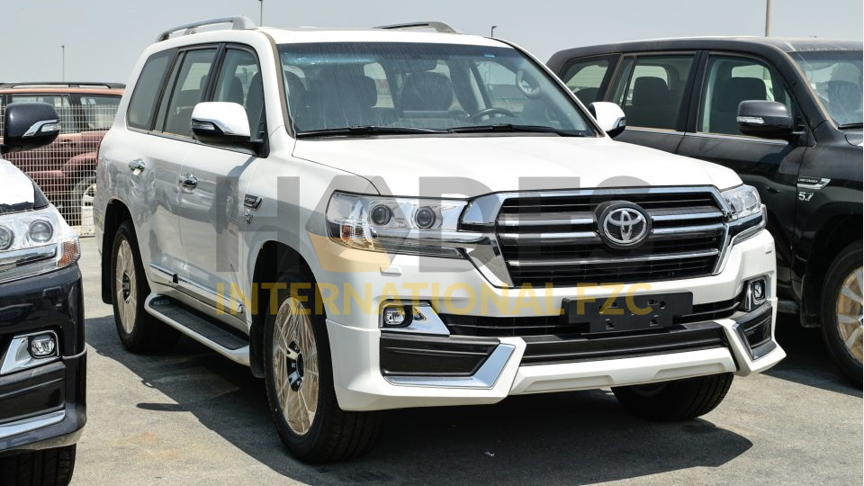 TOYOTA LAND CRUISER GRAND TOURING 5.7L 4x4 V8 VXR Petrol Automatic 2020 MY