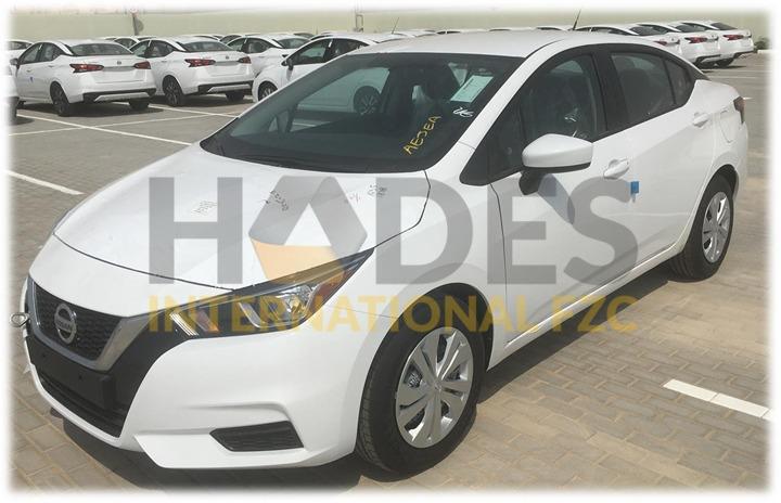 Nissan Sunny 1,6L S V4 Бензин, КПП X-TRONIC SVT 2020 model