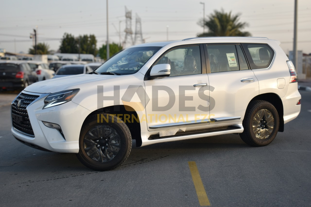 2020 MODEL LEXUS GX460 - FULL OPTION 4x4 Petrol Automatic