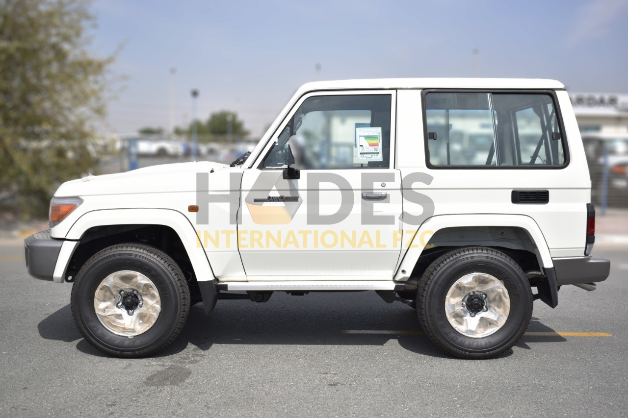 TOYOTA LAND CRUISER GRJ71 4.0L 4х4 PETROL MANUAL TRANSMISSION 2020