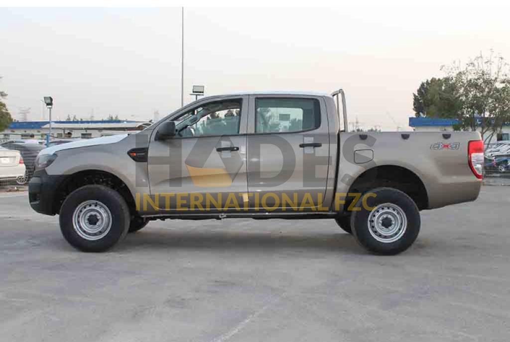 Ford Ranger Pickup 4WD 2.5L Petrol 2020