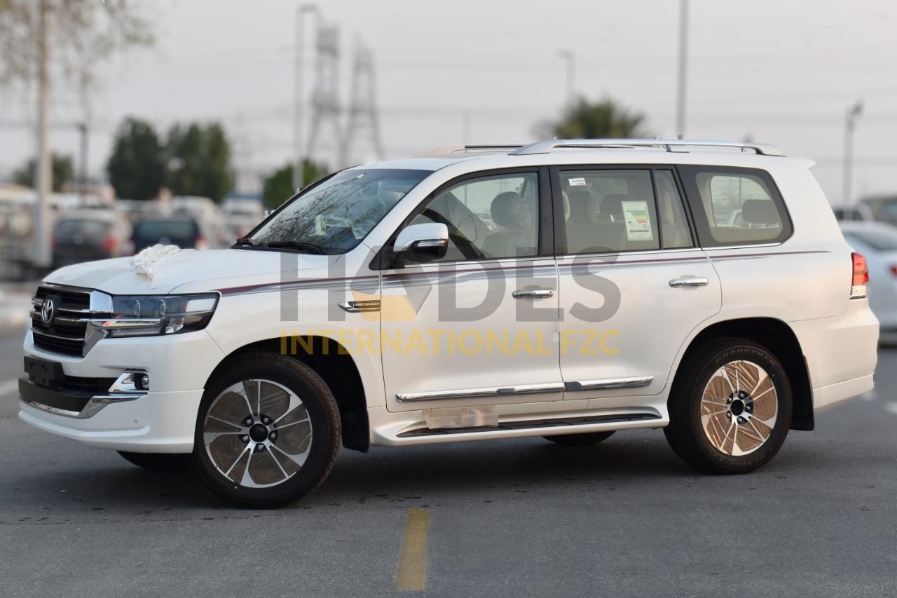 Toyota Land Cruiser GXR 4.0 V6 4x4 GT Petrol Automatic 2020