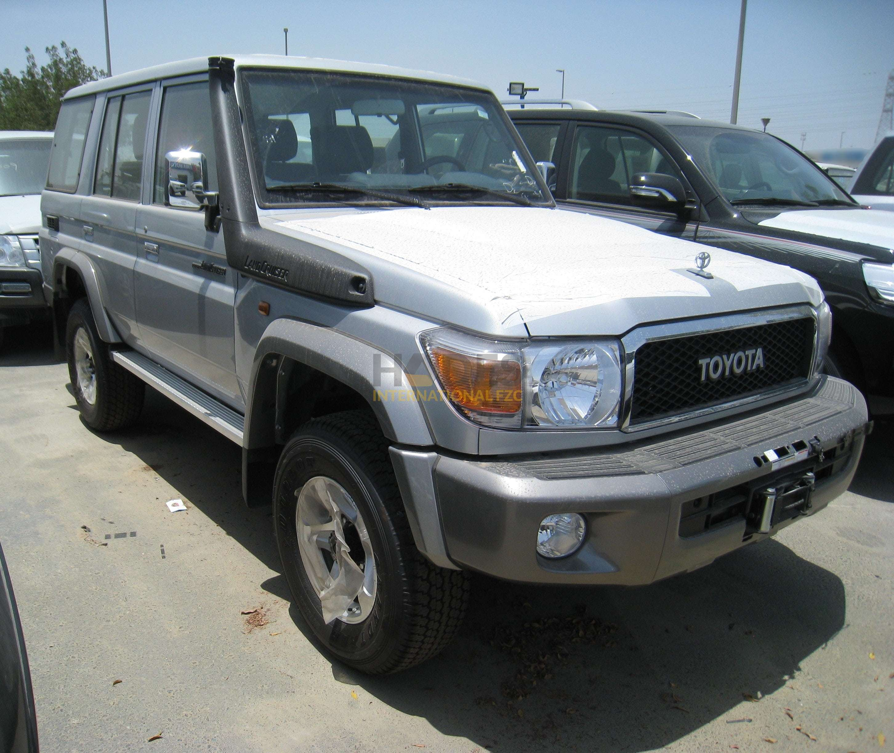 TOYOTA LAND CRUISER 70 SERIES (GRJ76)HARD TOP 4.0L V6 MT 2020 MODEL