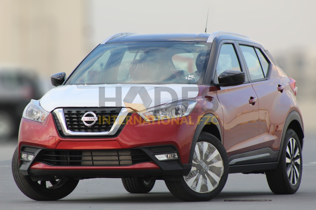 Nissan Kicks 1,6L SV+ FWD Petrol Automatic 2020 model