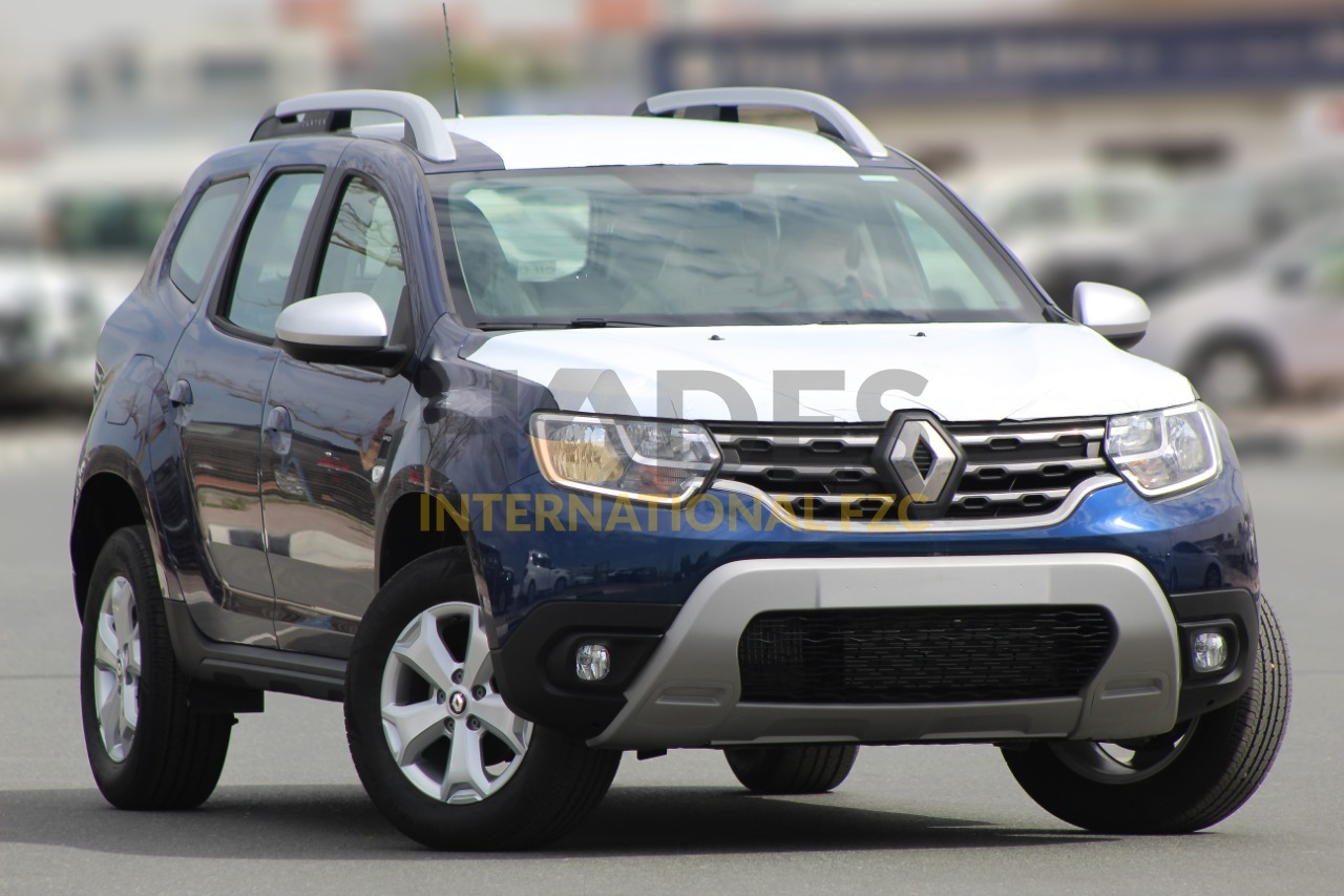 Renault Duster 2,0L AWD Petrol Automatic 2020 model