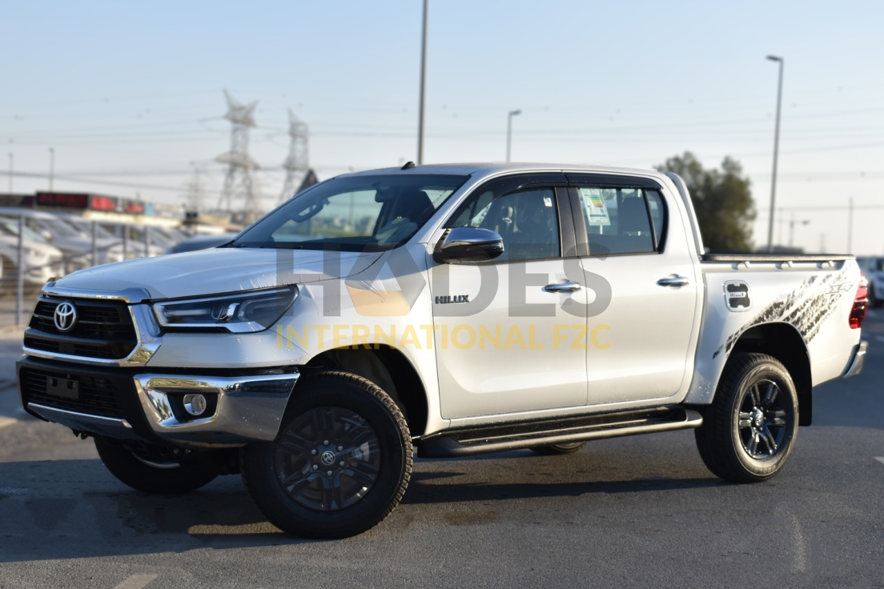 Toyota Hilux 2.7L GLX-S 4×4 Manual Transmission Petrol 2021 Model