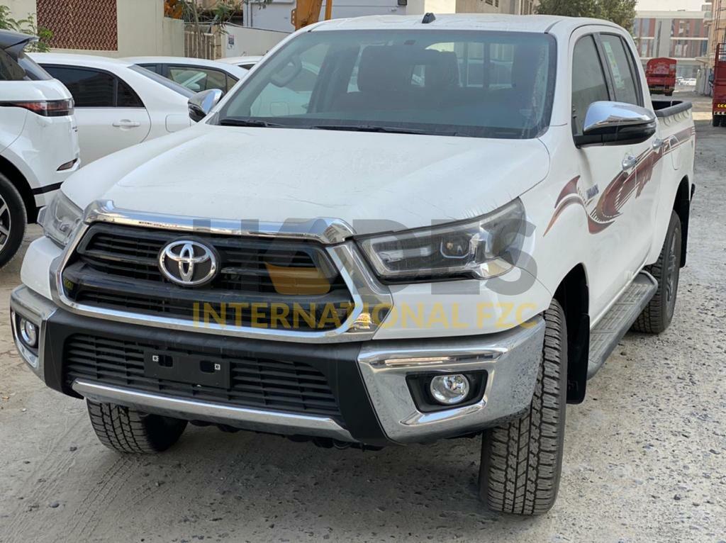 Toyota Hilux 2.7L GLX-S 4×4 Automatic Transmission Petrol 2021 Model